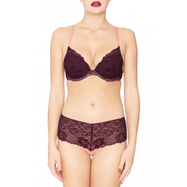 Miss Blush push-up bra