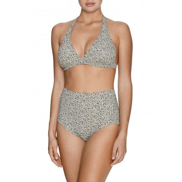 Miss Gold Flower bikini top