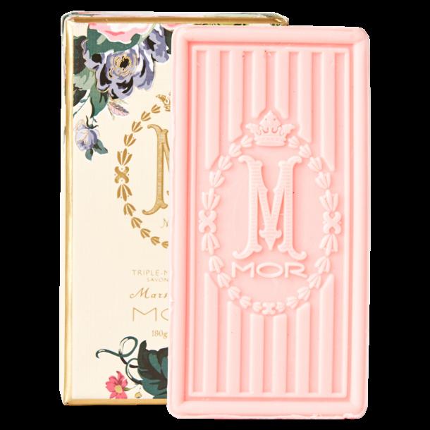 MOR Triple milled soap Marshmallow