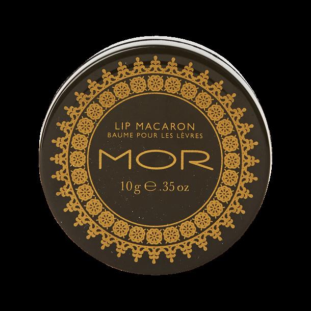 MOR Lip Macaron Cassis Noir