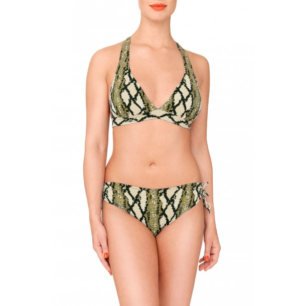Miss Coconut Beach bikini top