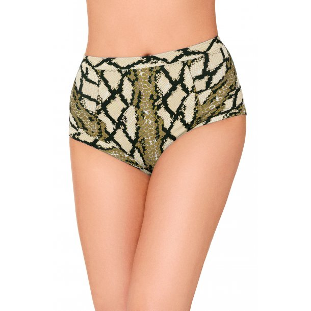 Miss Coconut Beach bikini høj trusse