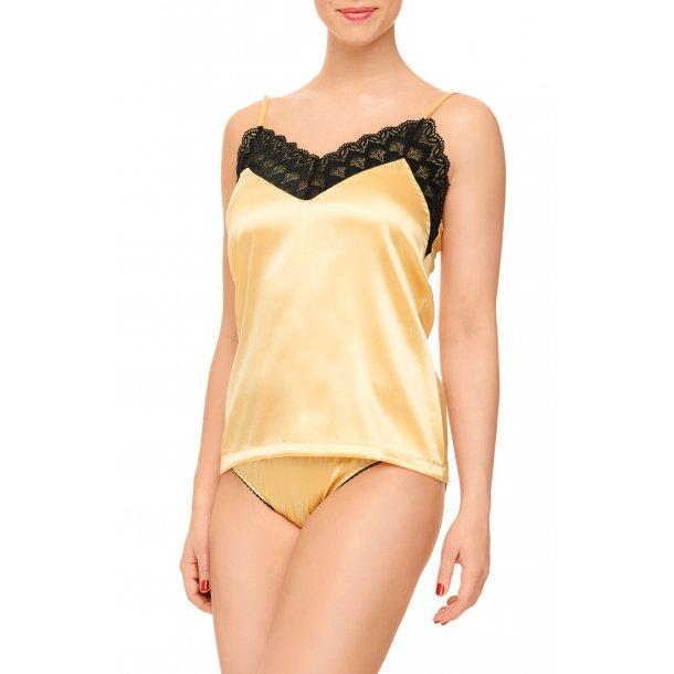 Clementine silk camisole