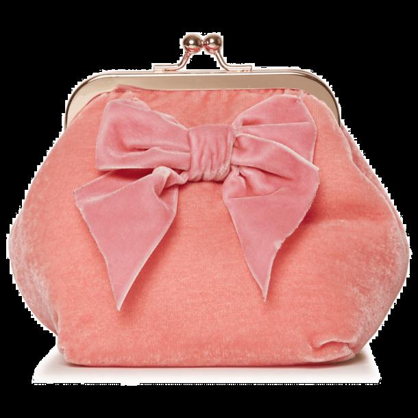 Cosmetic purse - Coral
