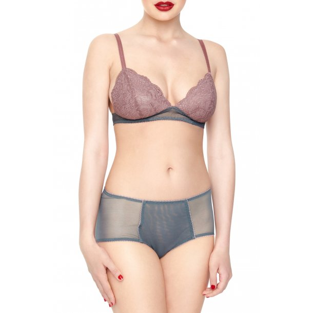 Miss Bluebell soft padded bra