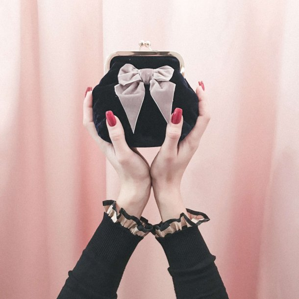 Sonja Love Cosmetic purse - Navy