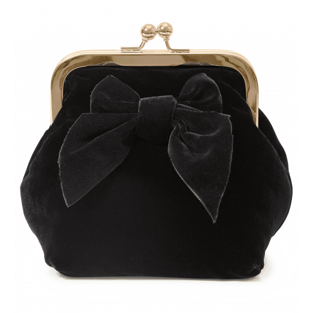 Sonja Love Cosmetic purse - Black