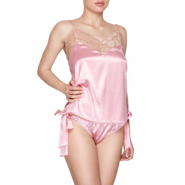 Miss Petunia silke chemise