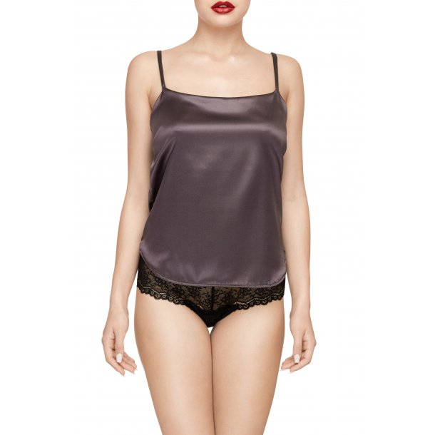 Miss Butterfly silk camisole